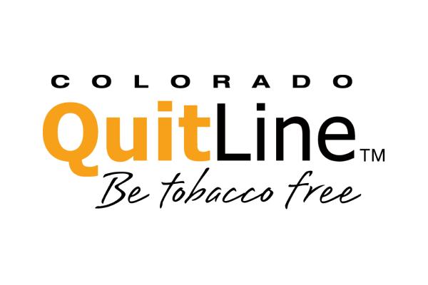 Colorado Quitline Logo