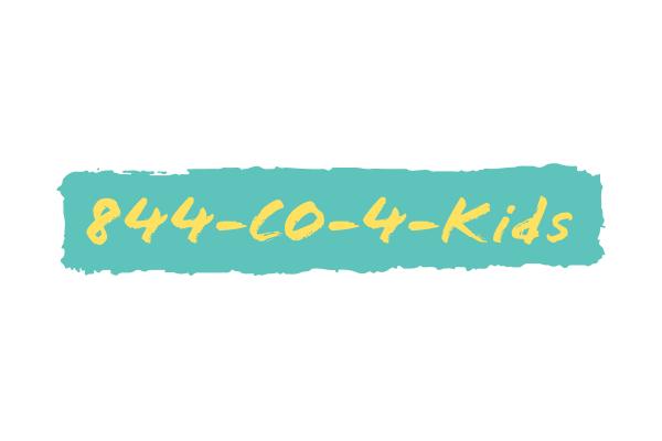 Colorado CO-4-KIDS Logo