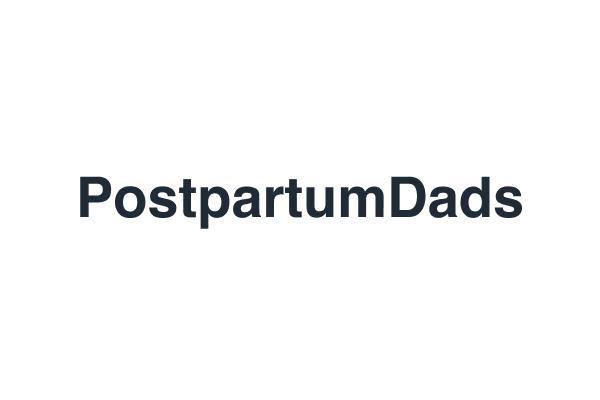 Postpartum Dads Logo