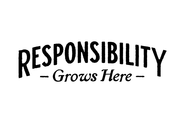 Responsibility Grows Here Logo