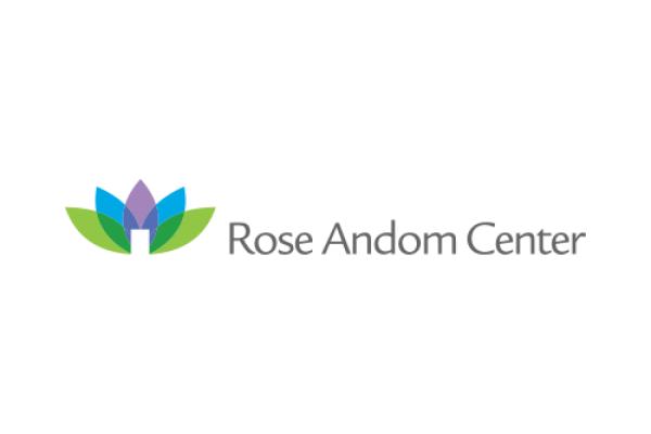 Rose Andom Center Logo