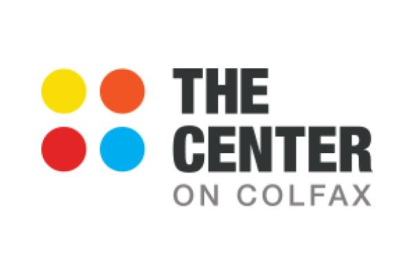 The Center on Colfax Logo