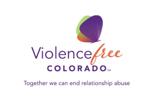 Violence Free Colorado Logo